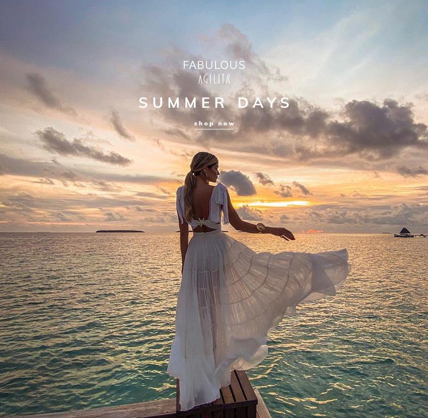 banner unico mobile - summer days